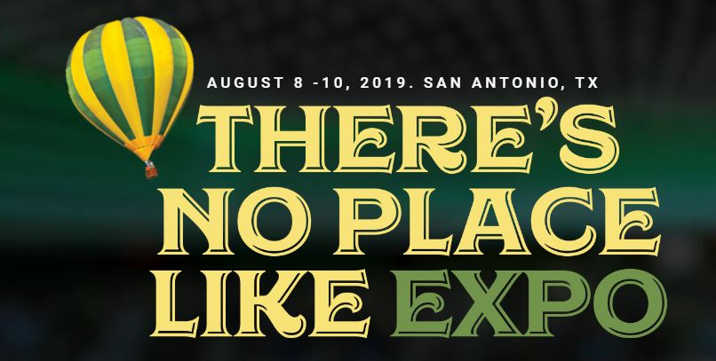 Texas Nursery/Landscape Expos for 2019